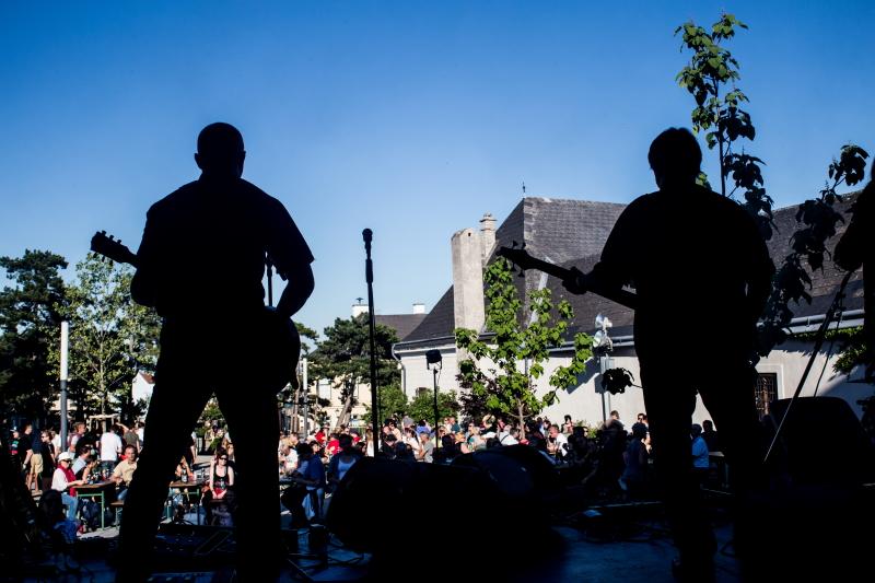 MYKAGE @ Burgrock Festival 2017